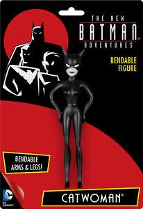The-New-BATMAN-Adventures-Catwoman-Biegefigur-bendable-DC-COMICS-Neu-KB13