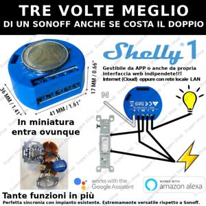 Interruttore-WiFI-professionale-SHELLY-1-Alimentatore-DOMOTICA-Per-iOS-Android