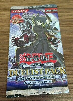 Duelist Pack Chazz Princeton DP2-EN Cards Pick From List Yu-Gi-Oh