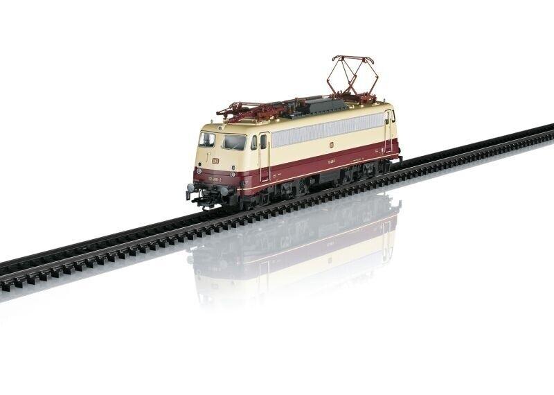 Trix 22064 e-Lok serie 112 488-2 de la DB, pista h0