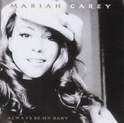 Always Be My Baby [CD #2] [Single] by Mariah Carey (CD, Mar-1996, Columbia (USA))