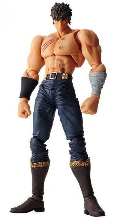 NEW Revoltech Fist of the North Star RevolutionNo.011 Kenshiro Final Battle Ver.