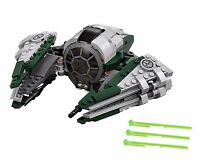 Lego Yoda's Jedi Starfighter No Minifigures/box Star Wars Spaceship 75168