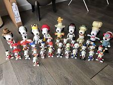 Snoopy Toy Figures World Tour McDonald's Job Lot