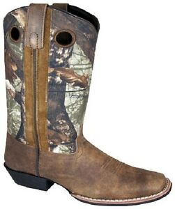 Femmes Smoky Femmes Mountain Cowboy Mountain Boots Smoky Neuf Western 12 Western 12 Boots Cowboy Neuf azqg1wxda