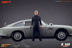 aston martin james bond daniel craig. image is loading 118007jamesbonddanielcraigfigure aston martin james bond daniel craig