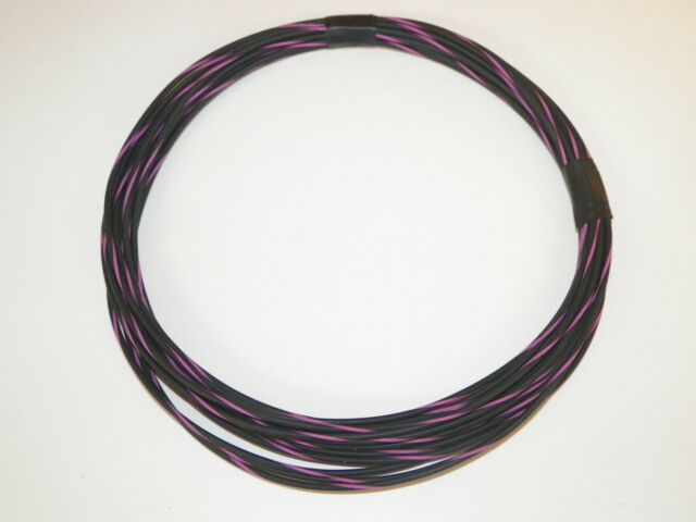 WE HAVE MANY COLORS 25 FEET HIGH TEMP 14 AWG TXL PINK AUTOMOTIVE WIRE
