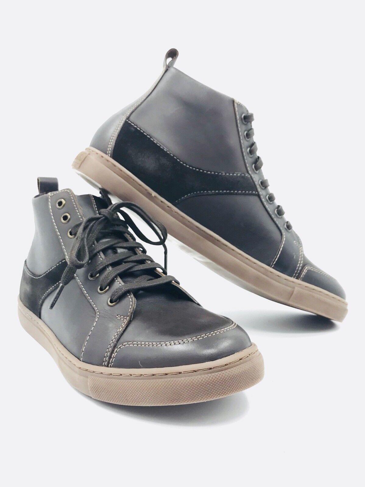 per offrirti un piacevole shopping online Stacy Adams Winchell Moc Moc Moc Toe Casual Chukka avvio scarpe Marrone Leather Uomo Dimensione 9.5  spedizione e scambi gratuiti.