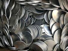 "200 pcs. .0625 A1011 Steel 1//16/"" Steel Plate 5.25/"" Diameter Disc"