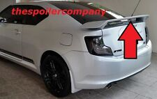 UN-PAINTED SPOILER FOR 2011 2012 2013 2014 2015 2016 SCION TC WING STYLE - WING