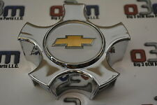 Chevrolet Cobalt Malibu HHR Wheel Center Cap with Bow Tie Logo new OEM 9596906