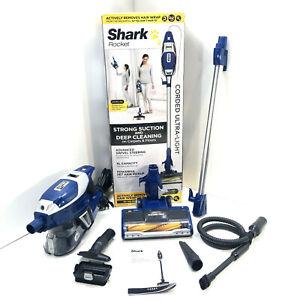 Reviews and FAQs of Shark Rocket ZS352 Zero M Ultra Light Corded Stick Vacuum