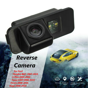Car-CCD-Reverse-Rear-View-Camera-Parking-Cam-For-Ford-Mondeo-Focus-Fiesta-S-Max