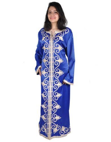 in verschiedenen Farben,100 /% Satin Hauskleid Klassischer Damen-Kaftan Abaya