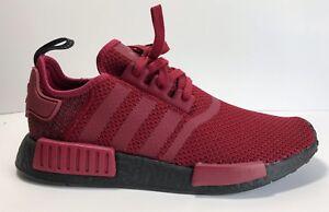 9437e2e0d adidas Originals NMD R1 CG6180 Burgundy Red Black - Europe Exclusive ...