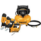Bostitch 3-Piece Nailer and Compressor Combo Kit BTFP3KIT-R Reconditioned