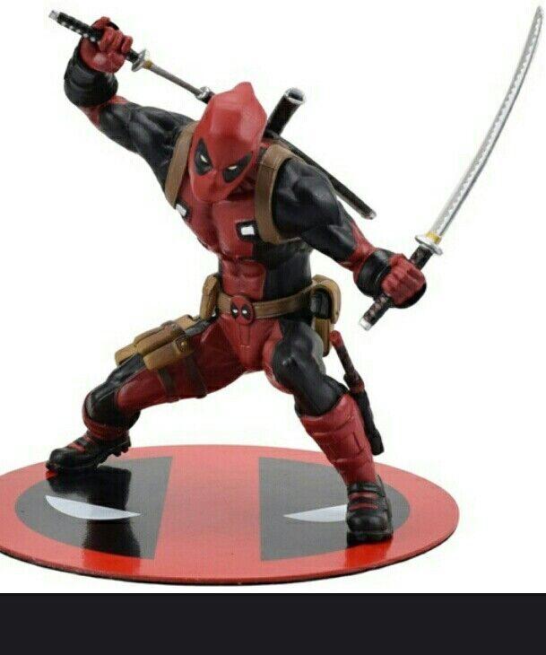 Deadpool figurine artfx en résine