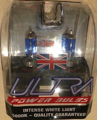 H10 ULTRA POWER BULBS H10 XENON BULBS UPGRADE ULTRA H10 POWER BULBS 5000k