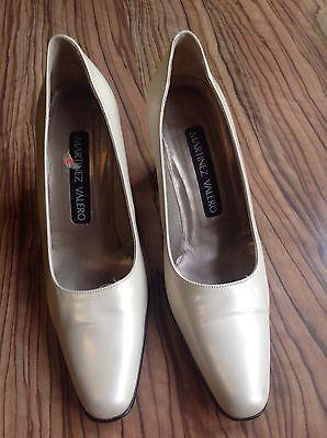damenschuhe, High Heels, MARTÍNEZ VALERO, Echtleder, Gr. 38 ##### ein Highlight