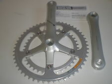 Shimano 105 (FC-1055) chainset 52/39T 170mm early 90's