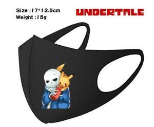 Undertale Anime Manga Mask Mundschutzmaske Masken Schutzmasken