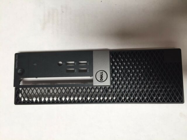 Dell Optiplex 980 Desktop Front Case Black Bezel Cover C943R T289R 4YC66 N213K