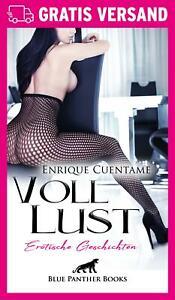 VollLust | Erotischer Roman von Enrique Cuentame | blue panther books