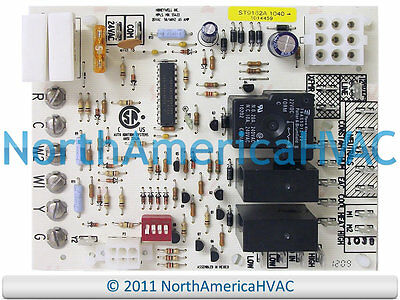OEM Upgraded Replacement for Honeywell Furnace Control Circuit Board ST9162A1016