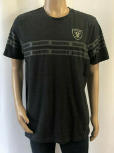 724997b7 New Era NFL Oakland Raiders HBK Logo Tonal Graphic Men's Shirt Tee T ...