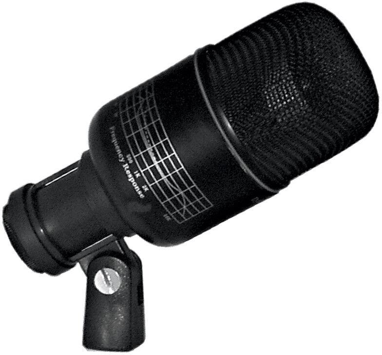 Pra 218B Mikrofon Instrumenten A Schlagbohrer