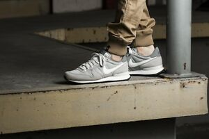 Nike Internationalist Grey White size 10..828041-015. air max flyknit tan