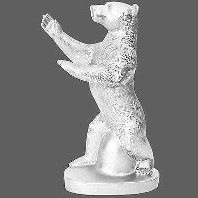 Rigoroso Berlin Bearlin, Orso Bomboniera Plastica Bear Sculpture Di Ottmar Hörl