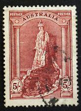 Timbre AUSTRALIE / Stamp AUSTRALIA Yvert et Tellier n°120 obl (Cyn22)
