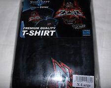 StarCraft 2 - T-Shirt  ZERG Feel the RushGröße XL -Neu,OVP,Lizenzware