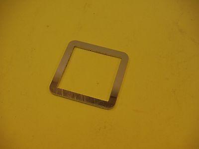Miatamecca New Chrome Sub Switch Ring W//O Tape Fits 99-05 Mazda Miata MX5