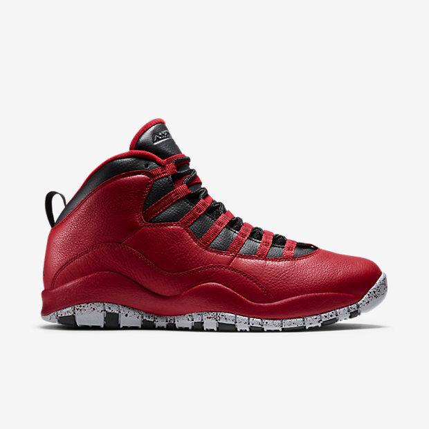 Nike AIR JORDAN 10 X RETRO AS Bulls over Broadway size 9. 705178-601. 1 2 3 4 5