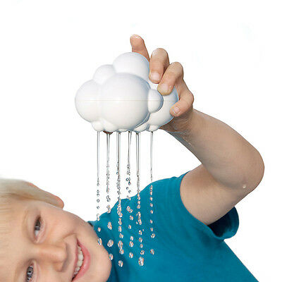 Science Nature Rain Cloud Baby Child Enlightening Bath Bathing Toy Shower