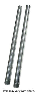 "30 1//4/"" Harley Davidson HardDrive 41mm Fork Tubes 6 Inches Over Chrome"