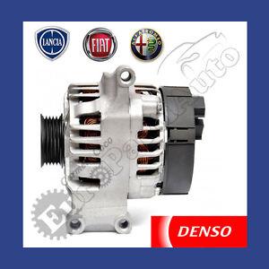 Alternatore-70A-nuovo-DENSO-DAN517-Alfa-Fiat-Lancia-Motori-1-2-1-4-Benzina