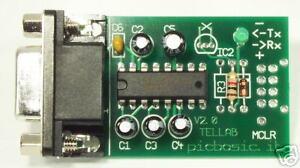 INTERFACCIA-RS232-TTL-3V-rs-232-max3232-MONTATO-Raspberry-serial-port