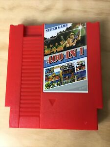 400 Games NES SuperVision 400-in-1  NintendoMulti Cart Next Day Shipping!