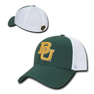 d8c508853bbe9 Image is loading NCAA-Baylor-Bears-University-Pre-Curved-Bill-Structured-