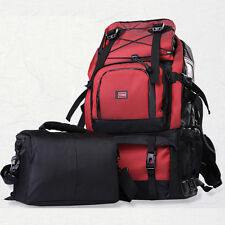 "Professional Waterproof DSLR Camera Backpack Bag Shoulder Bag Pad 17"" Laptop Bag"