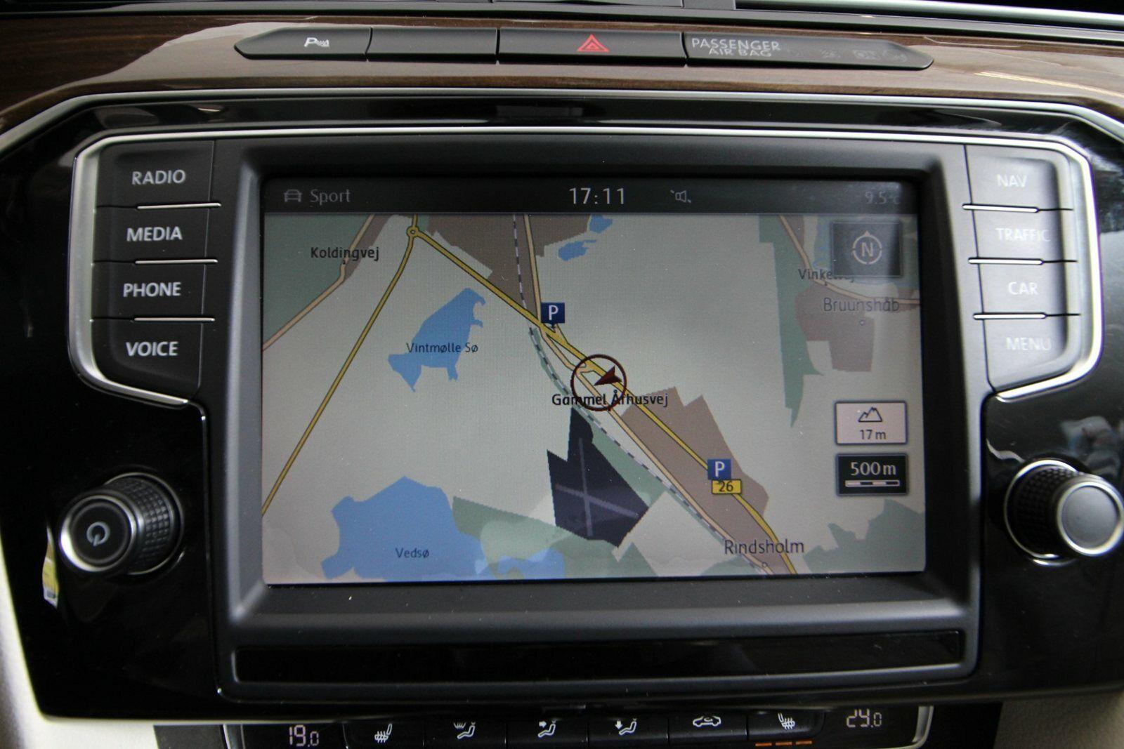 VW Passat TDi 240 Highl. Vari. DSG 4M