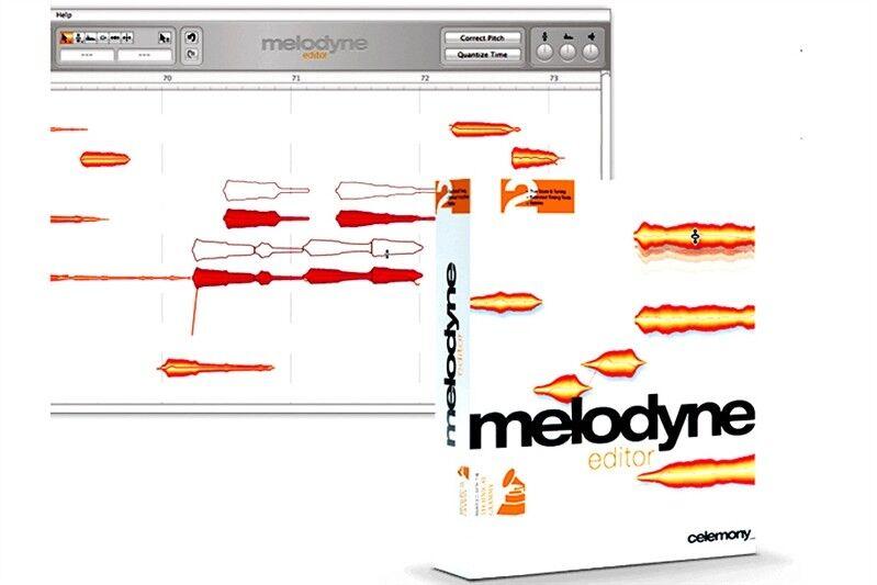 Celemony Melodyne Studio Upgrade von Assistent