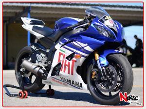 FAIRING ABS FAIRING SET YAMAHA YZF R6 2008/16 GRAPHIC CUSTOMIZABLE ...