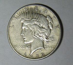 1922-S-Peace-Silver-Dollar-Circulated-San-Francisco-Mint