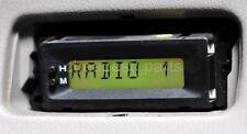 Land Rover Freelander 8 pin - wide screen - green clock YFB100380 / XQH100100