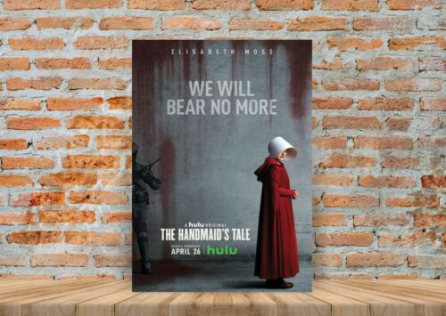 The Handmaid/'s Tale TV Show Poster or Canvas Art Print A3 A4 Sizes