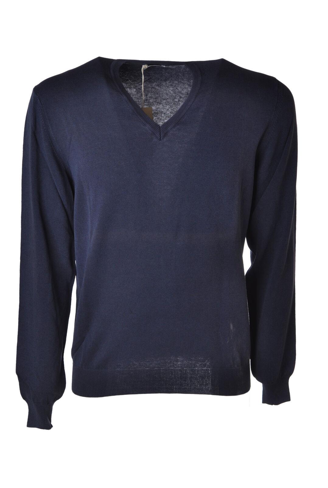 Viadeste  -  Sweaters - Male - bluee - 4678221A185400